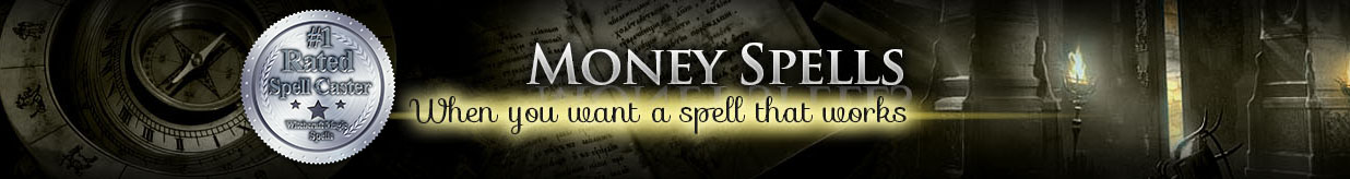 money spells
